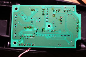 Bottom of ASCII Trance Vibrator PCB
